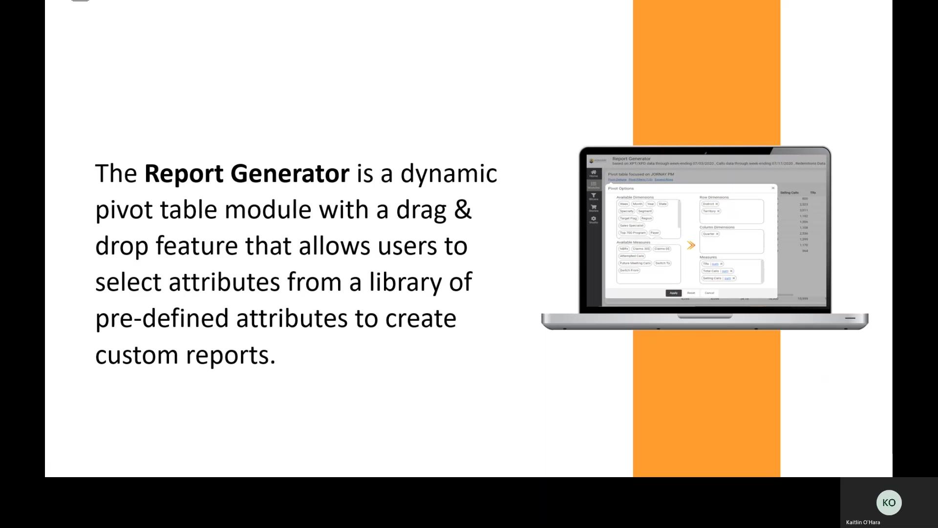Report Generator Tutorial