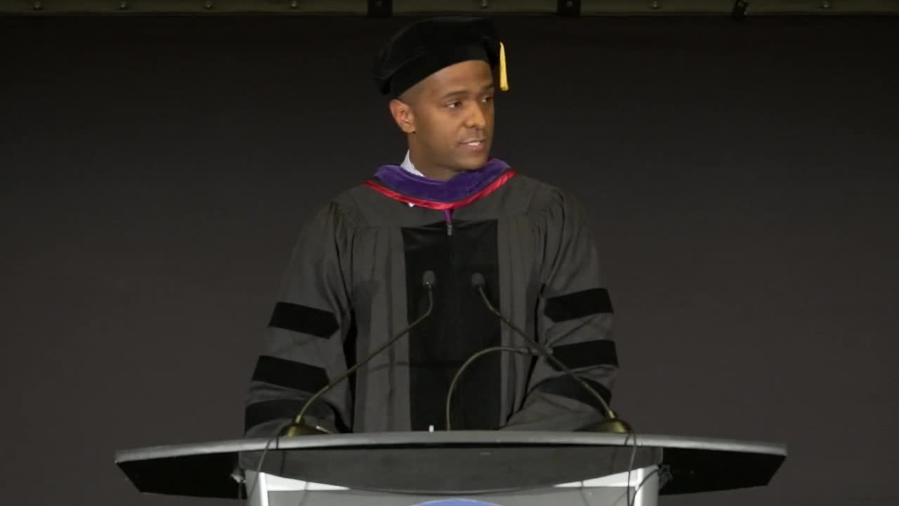 Bakari Sellers:  NCU Commencement Speech 2017