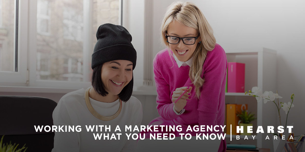 Working with a Marketing Agency for Article