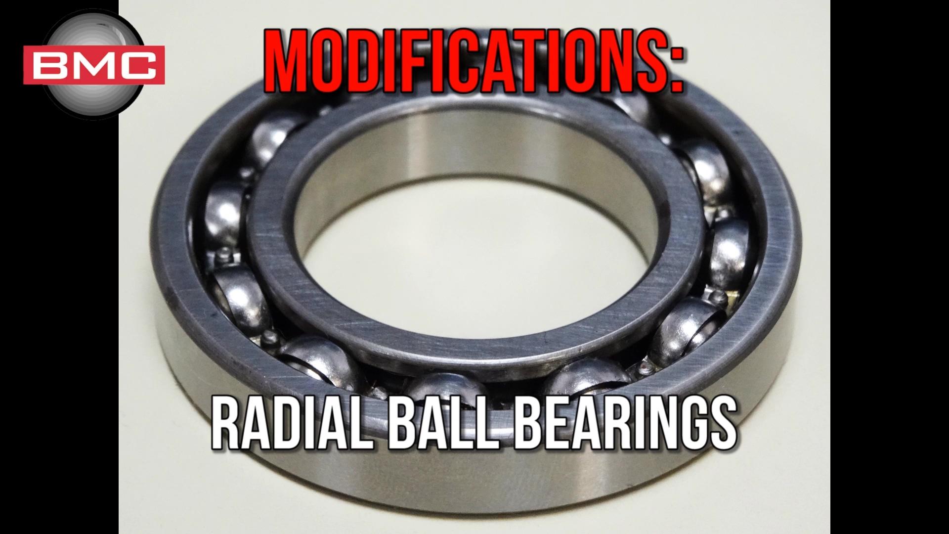 BMC Video - Radials