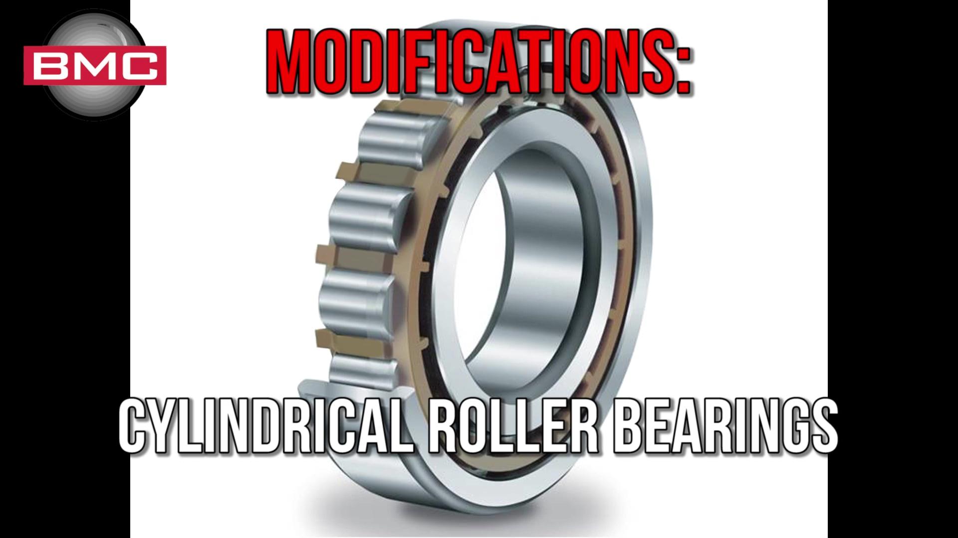 BMC Video - Cylindricals