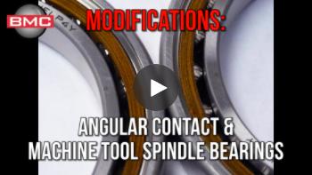 BMC Video - Angular Contacts