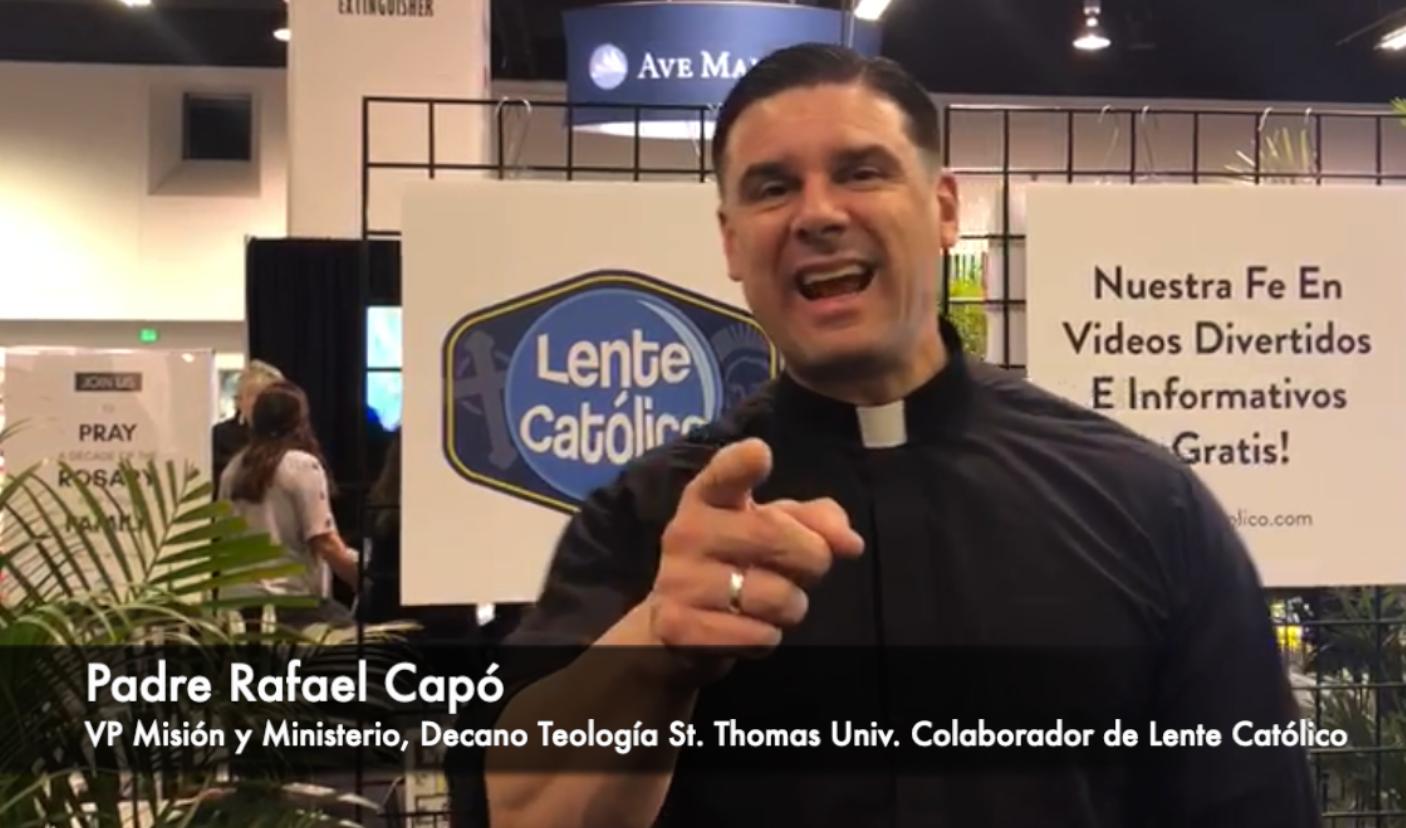 Video Fr. Capo at REC 2020 Sep 14