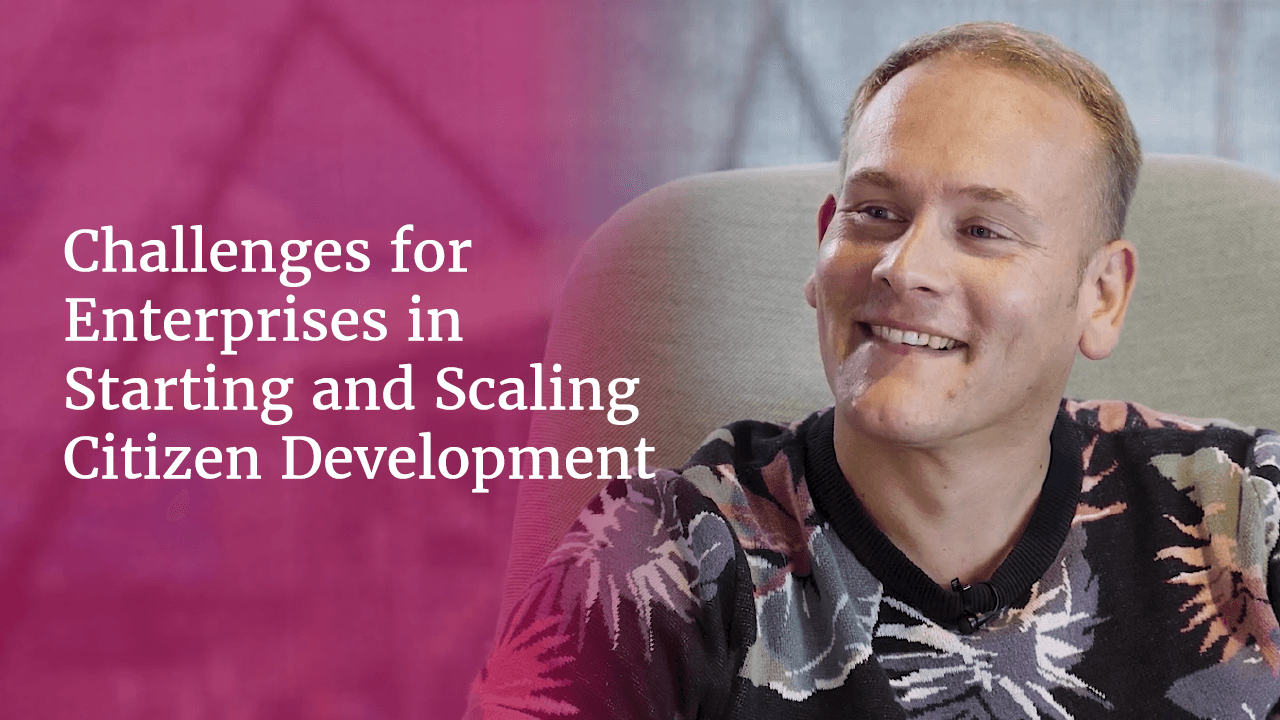 CitDev PMI Webinar - challenges starting and scaling