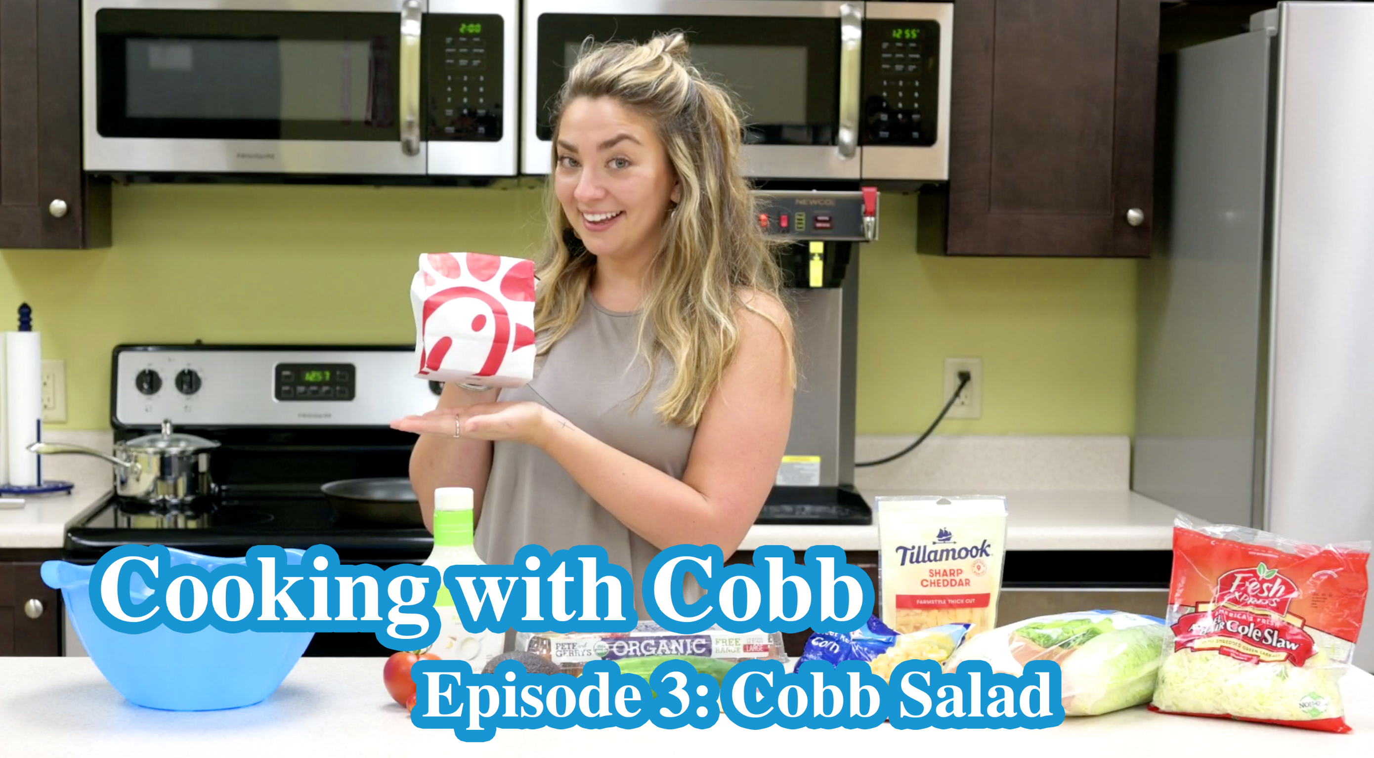 Cooking with Cobb - Episode 3 Cobb Salad