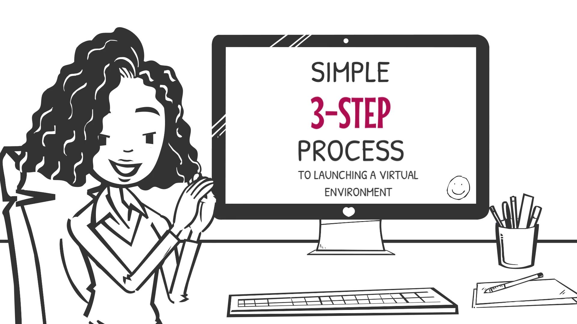 Animation - Simple 3-Step Process-1