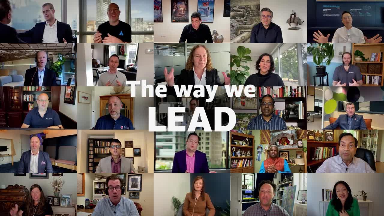 AWS ExecLeaders Week 2 Promo