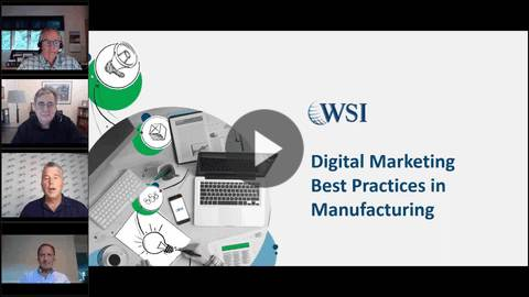 Digital Marketing Best Practices in Manufacturing