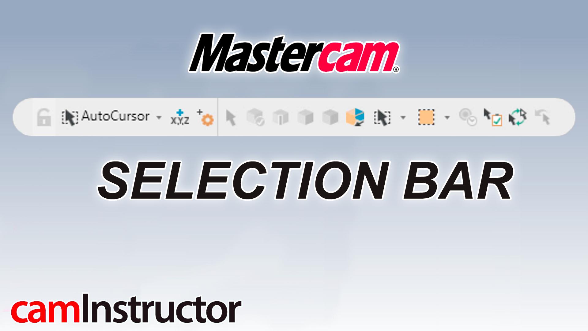 Selection Bar - Blog