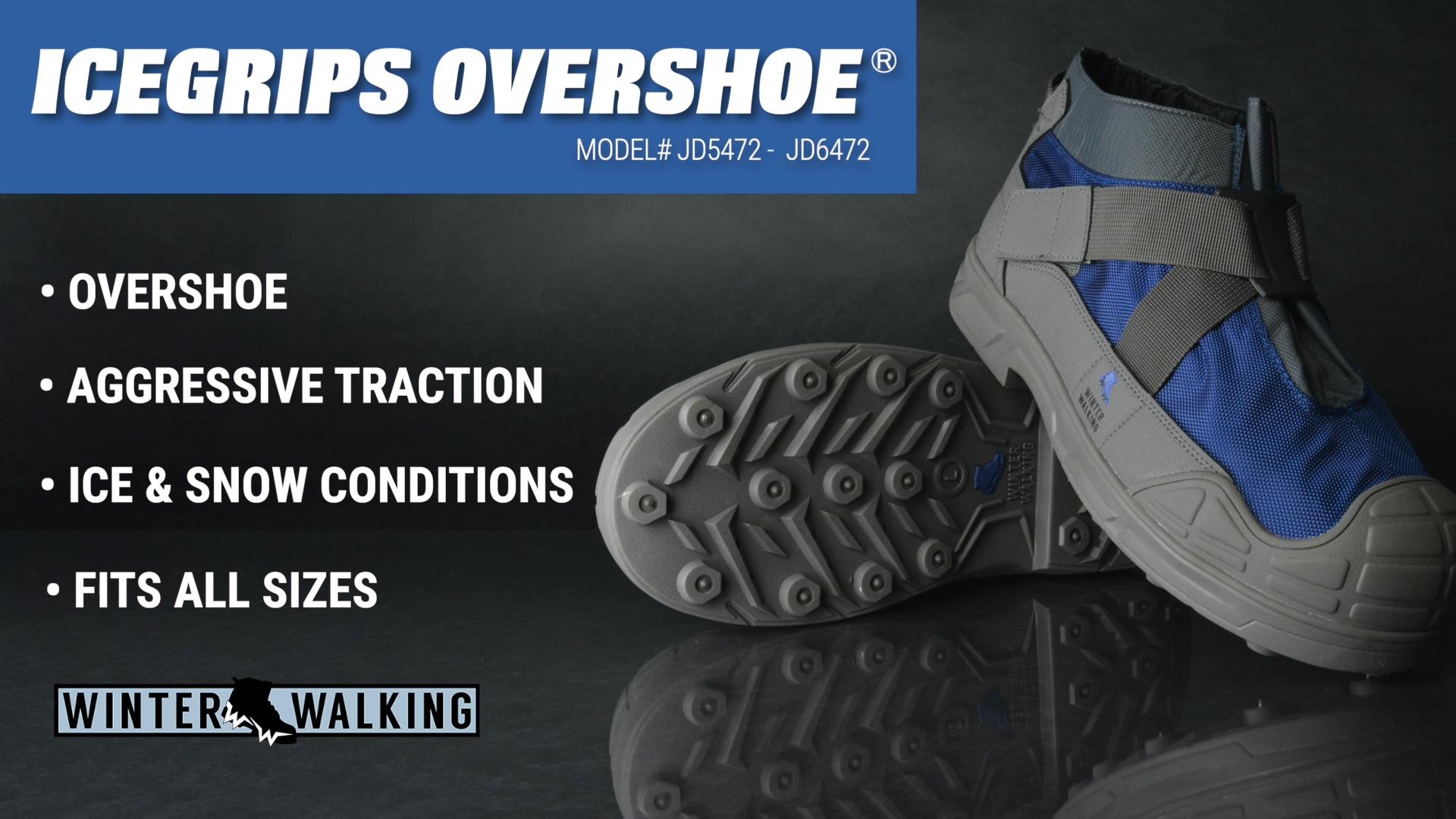 IceGrips Overshoes - Training