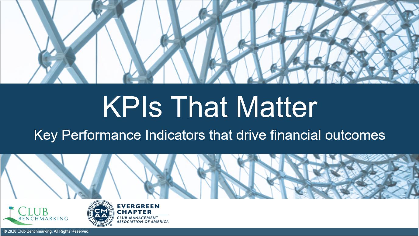 Club Finance 101- KPIs That Matter