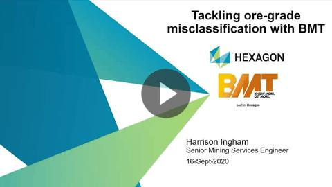 [Webinar] Tackling ore-grade misclassification