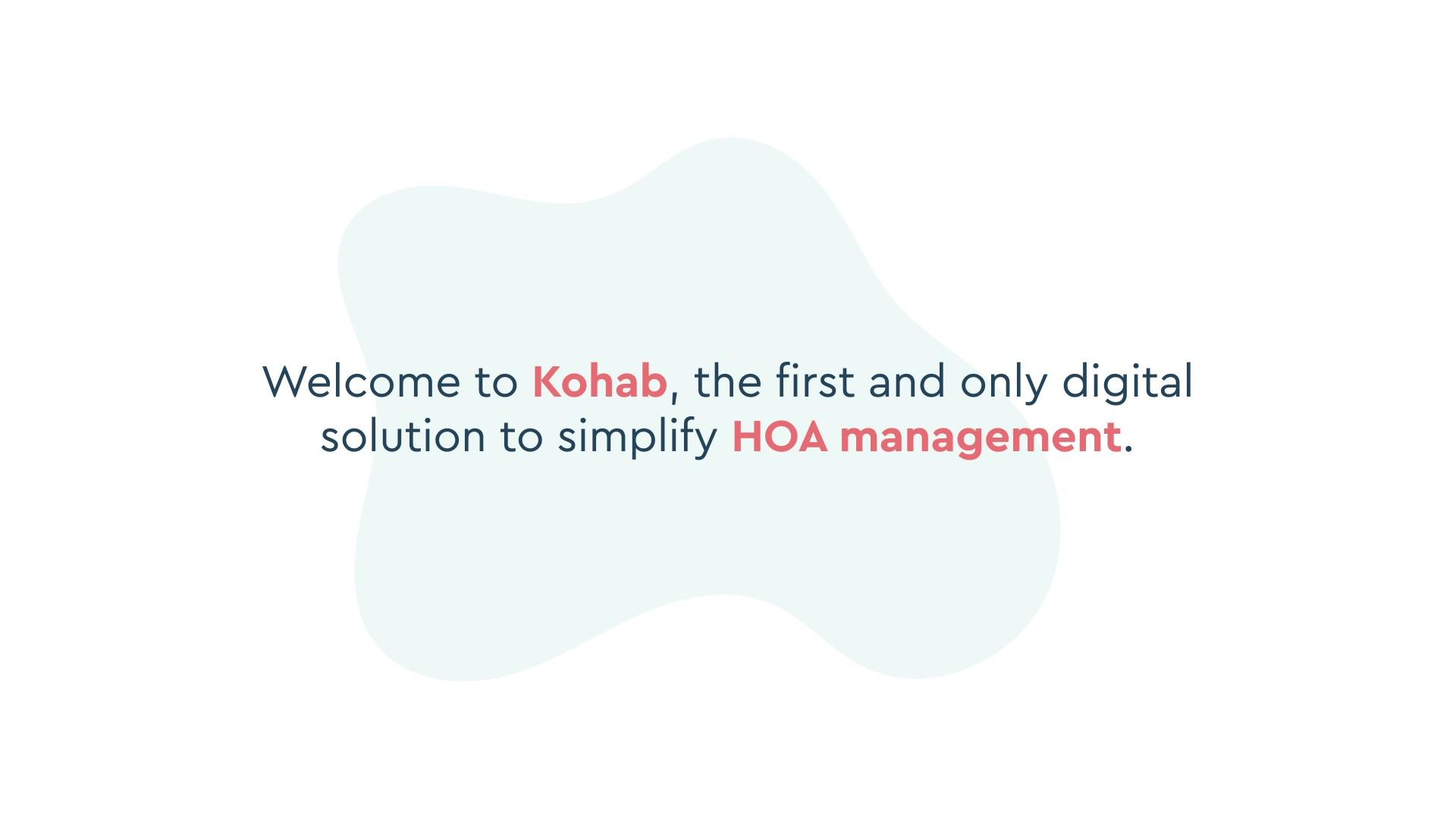 Kohab video 2020