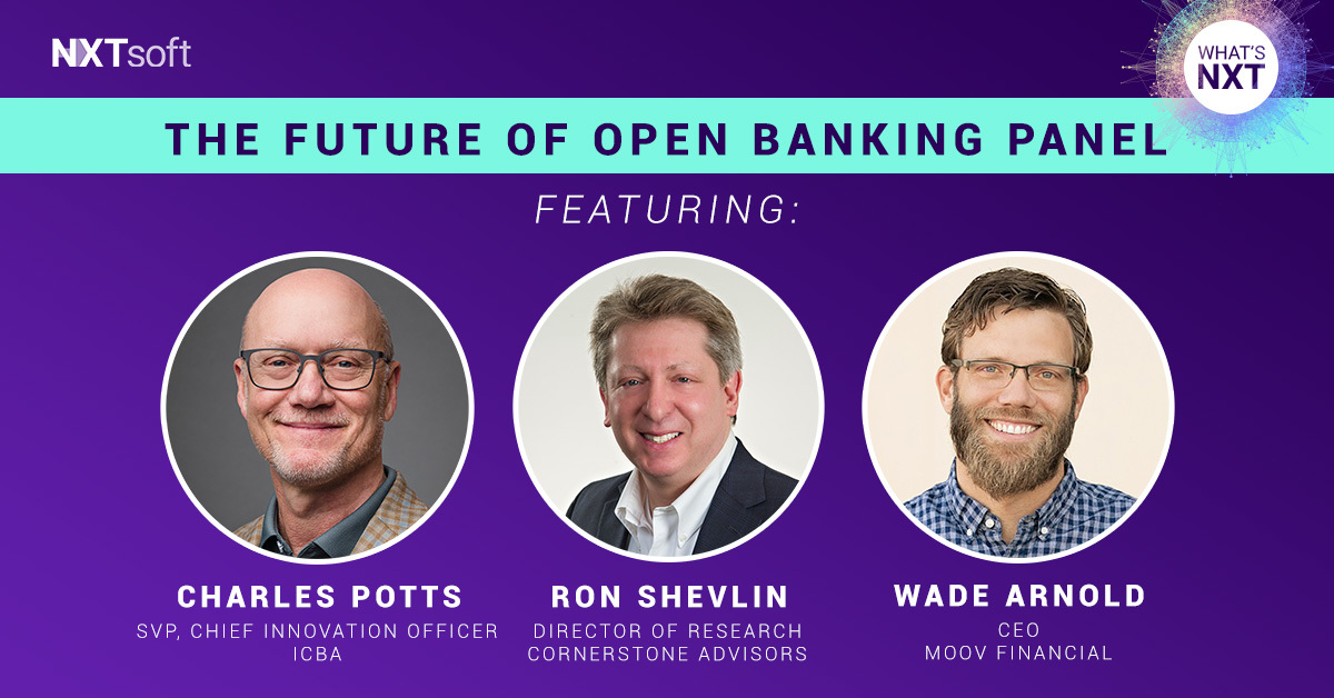 The Future of Open Banking - Panel