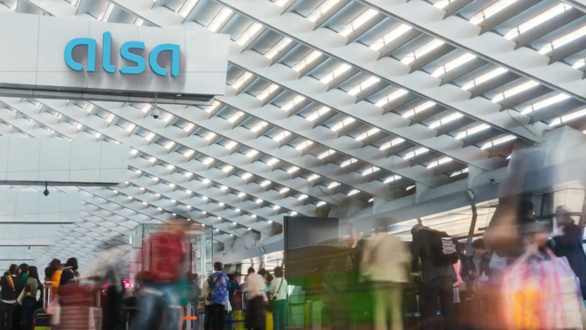 ALSA confía en Cornerstone para gestionar sus RRHH en su gran proceso de internacionalización