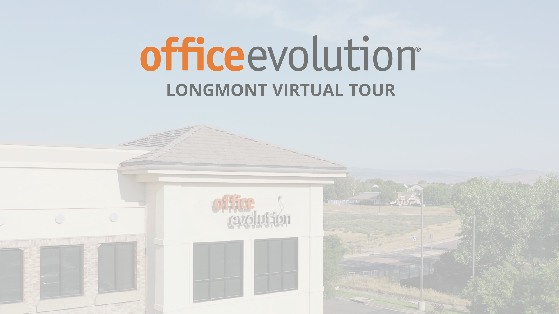 Virtual Tour of Office Evolution in Longmont, CO