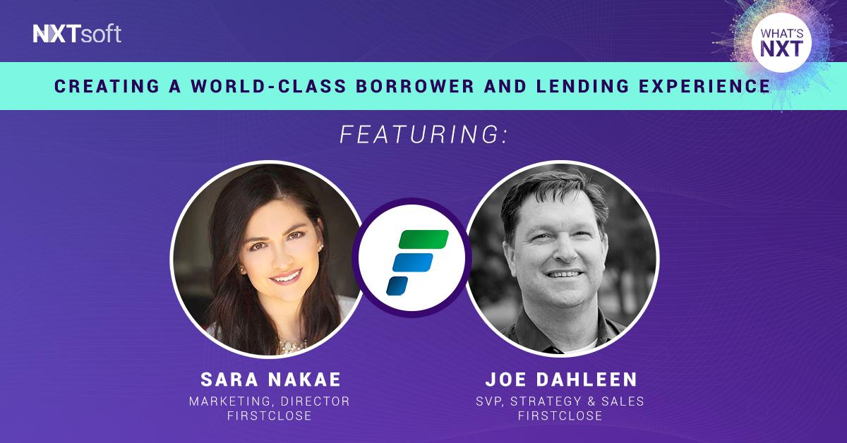 Creating a World-Class Borrower & Lending Experience