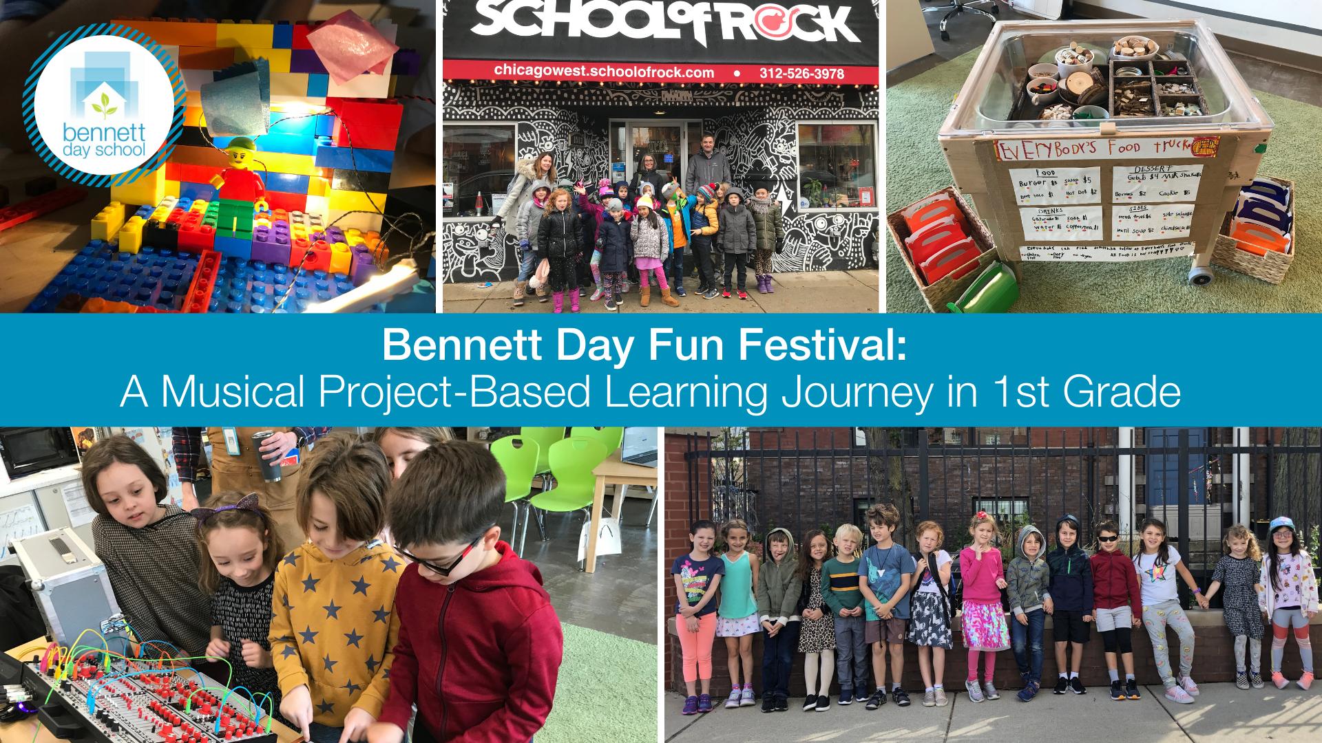 Bennett Day Fun Festival 1GCW 2019-20