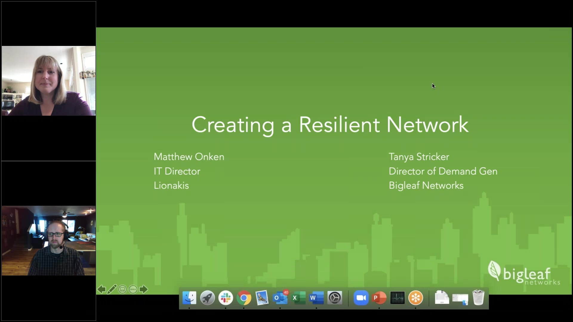 Creating a Resilient Network