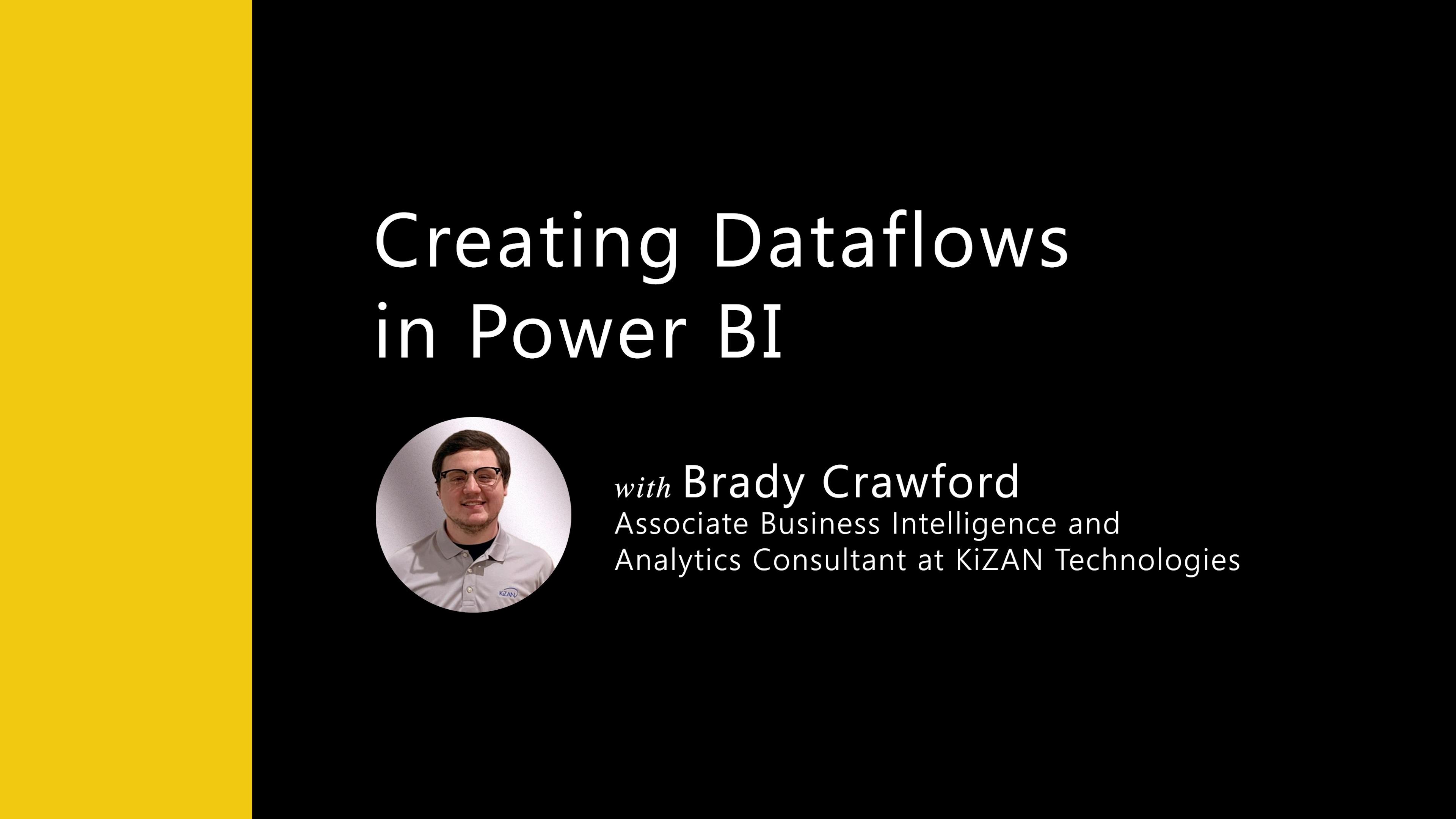 Creating Dataflows in Power BI-1