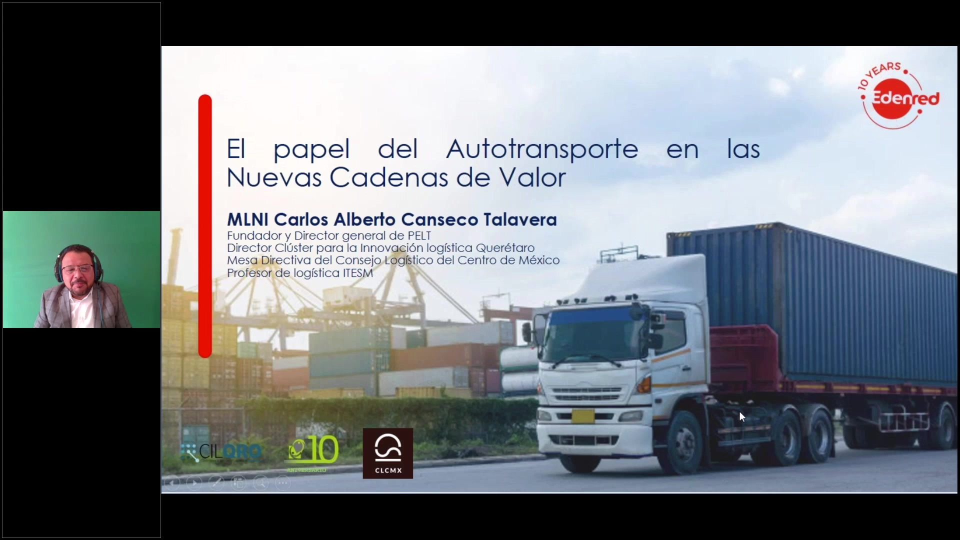 62 clip webinar El papel del autotransporte en las nuevas cadenas de valor