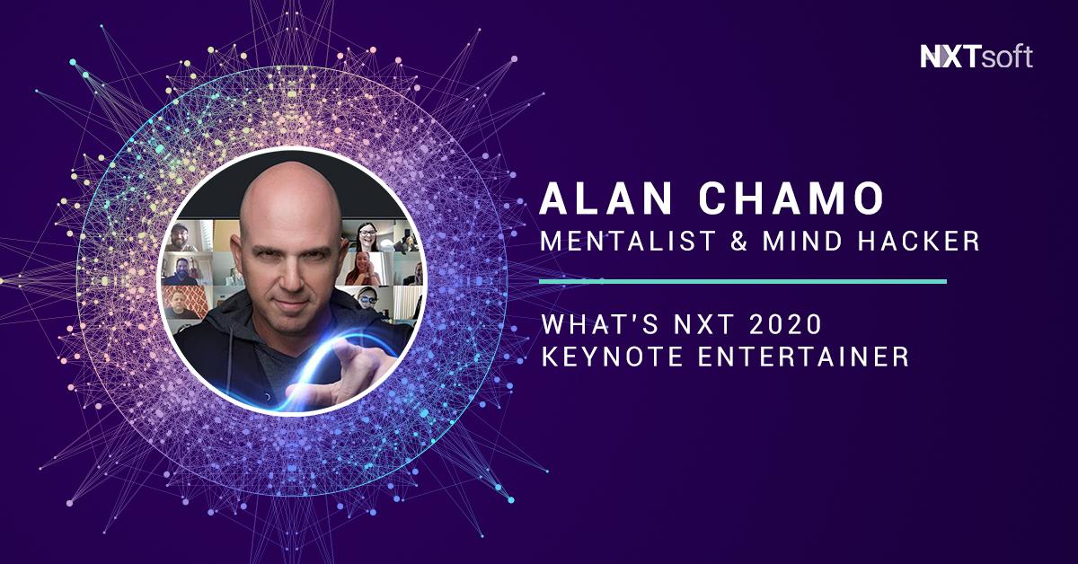 Alan Chamo, Mind Hacker