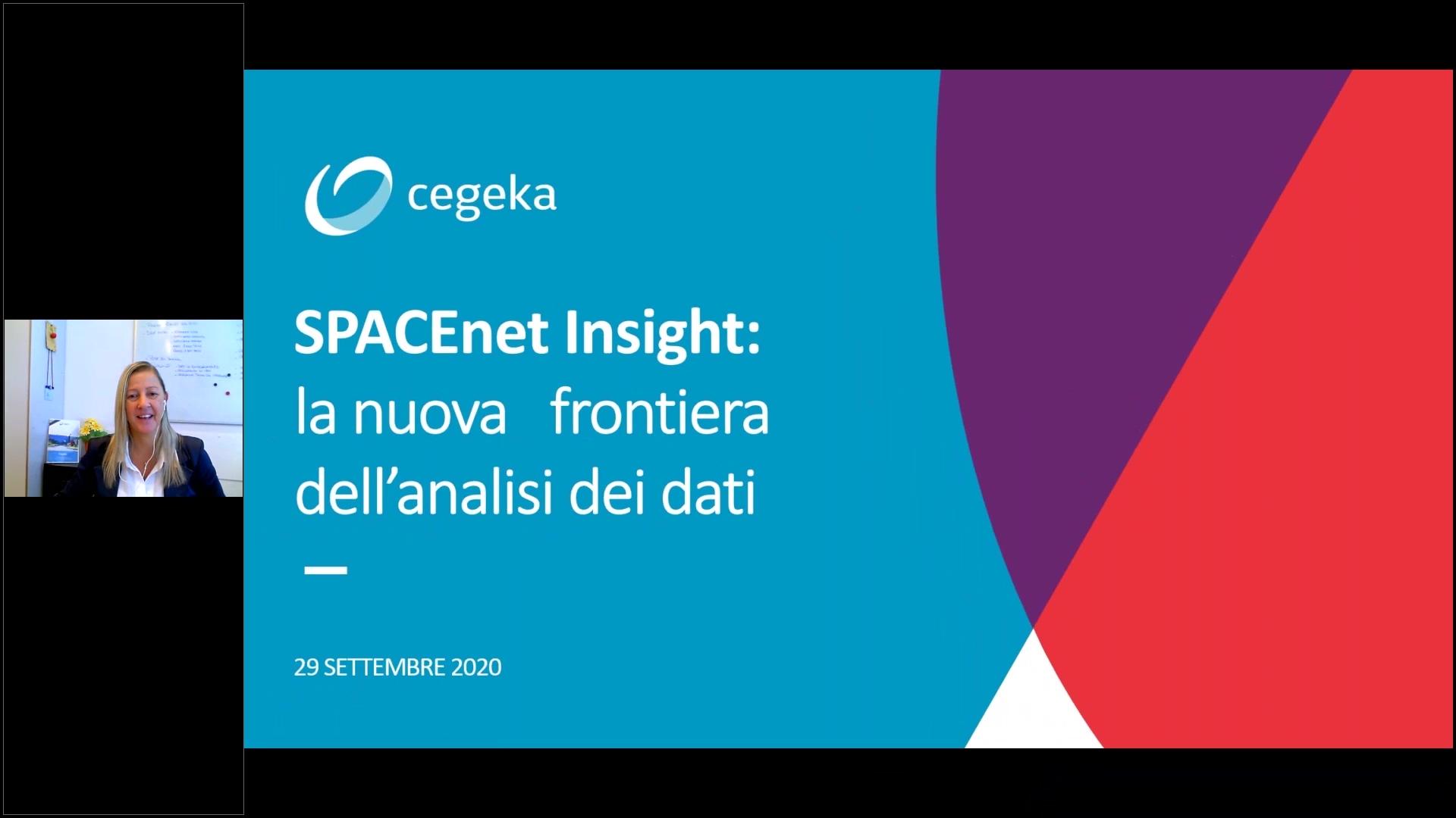 Webinar Cegeka SPACEnet Insight_ la nuova frontiera dell'analisi dei dati