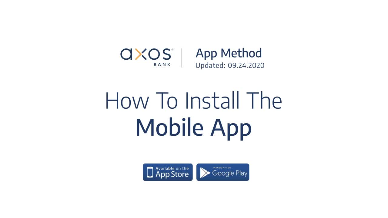 How to Install the Mobile App