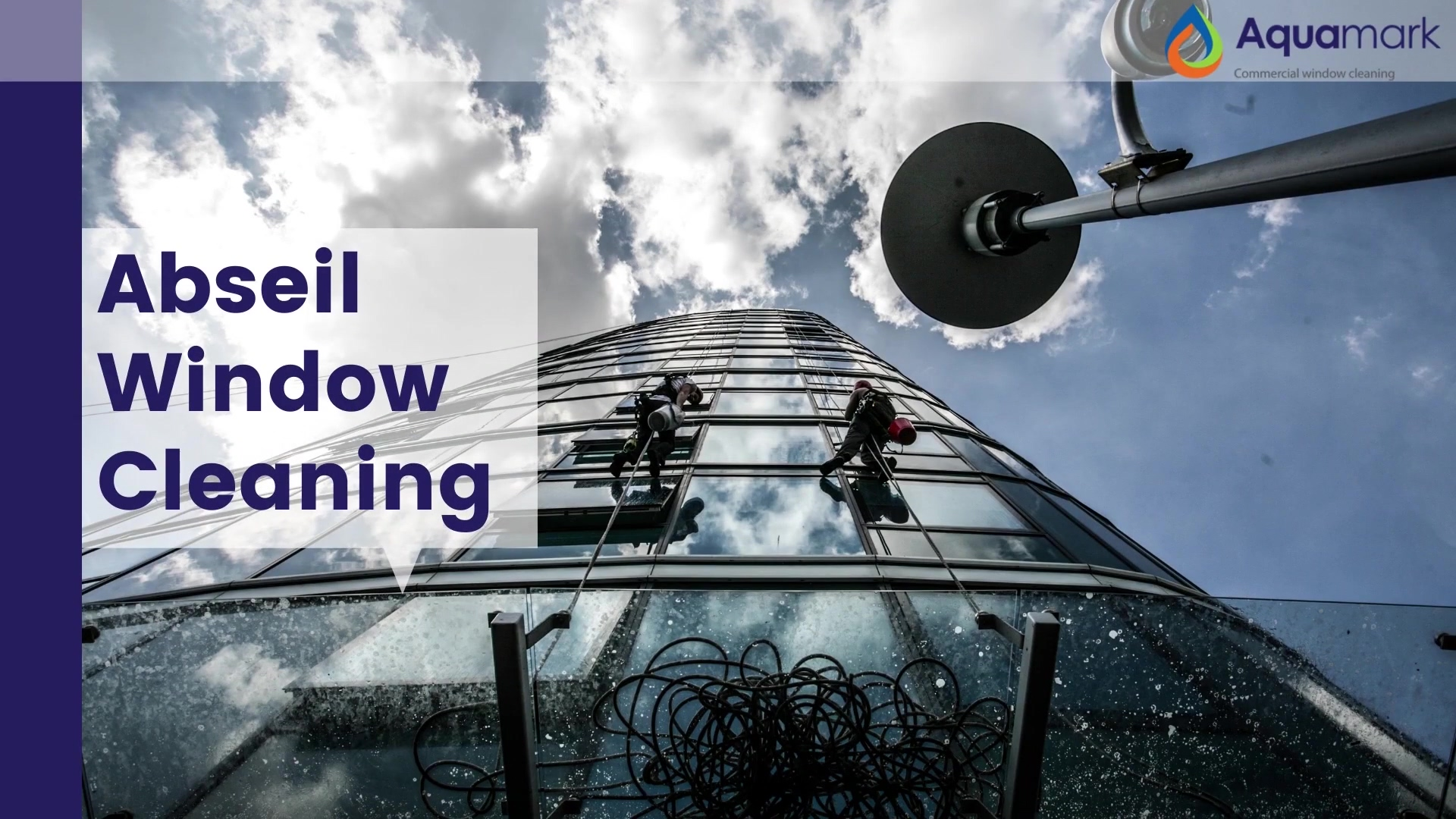 Abseil Window Cleaning Video Final