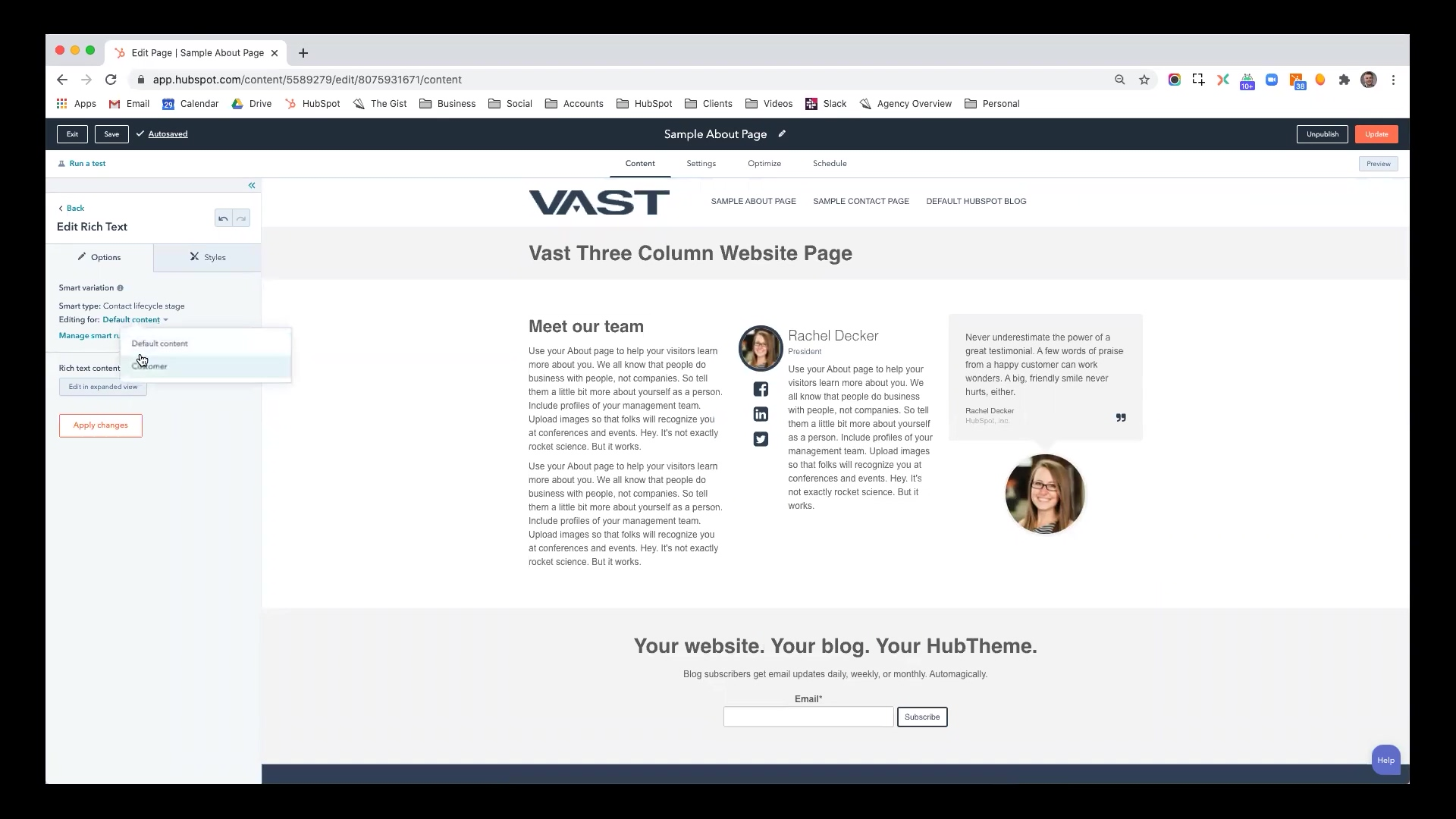 Hubspot - Using Smart Content on Your Website.mp4