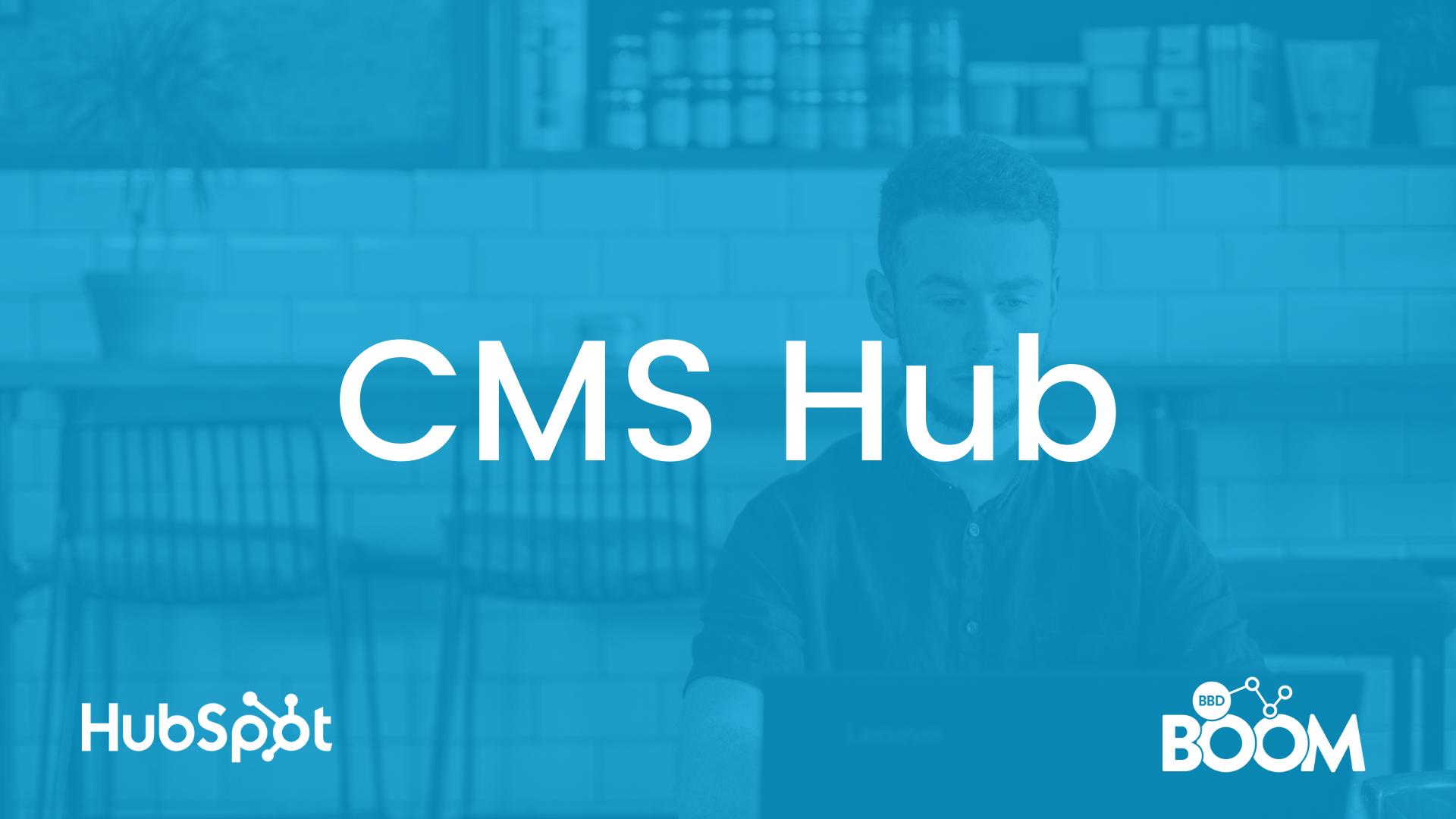 CMS Hub - Tommy