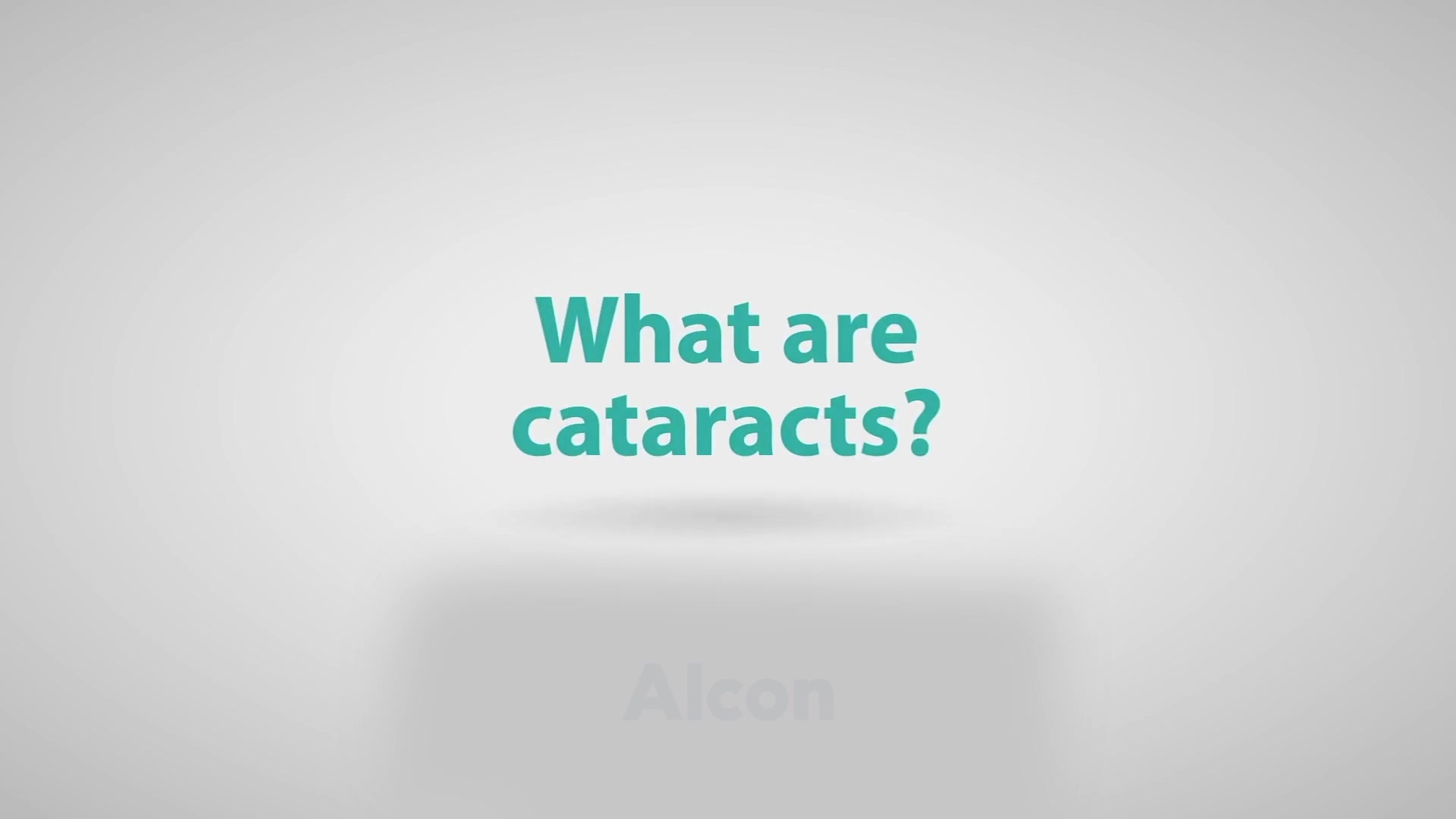Alcon_2_What are Cataracts