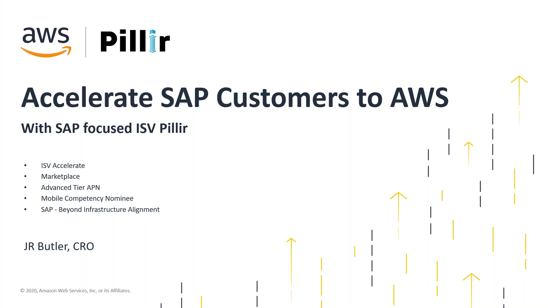How to Accelerate SAP Migration to AWS_ Incremental Modernization and Migration of SAP with ISV Acce