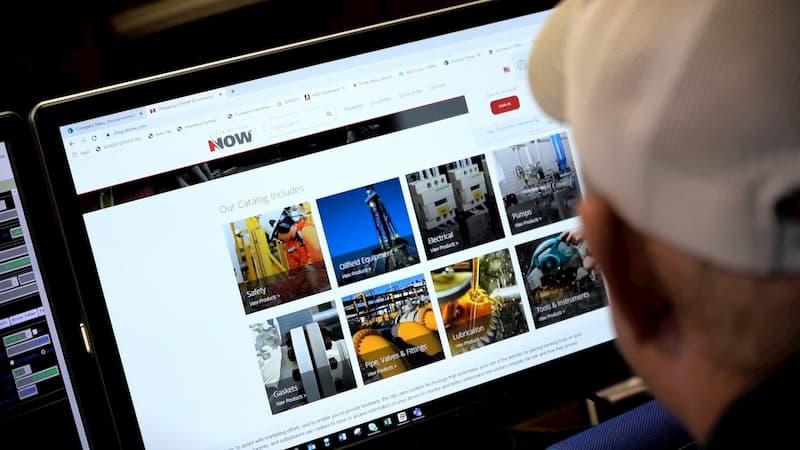 DNOW eCommerce Solution- Reliability Delivered #EnergyDelivered