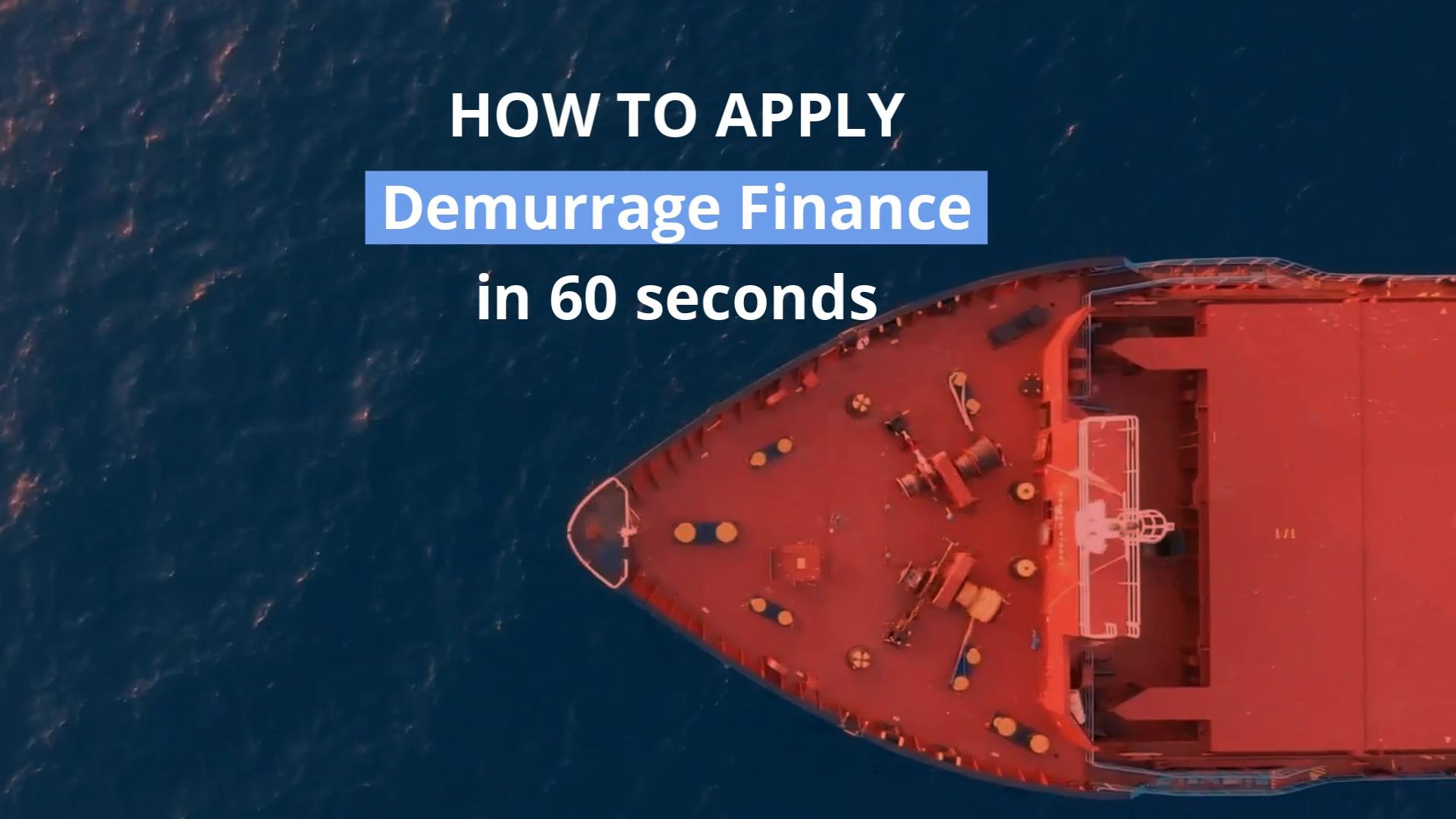 Demurrage-video