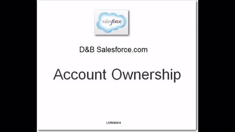 IIG 8174 - Salesforce.com - Account Ownership