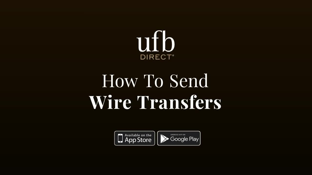 How To Send Wire Transfers, play video