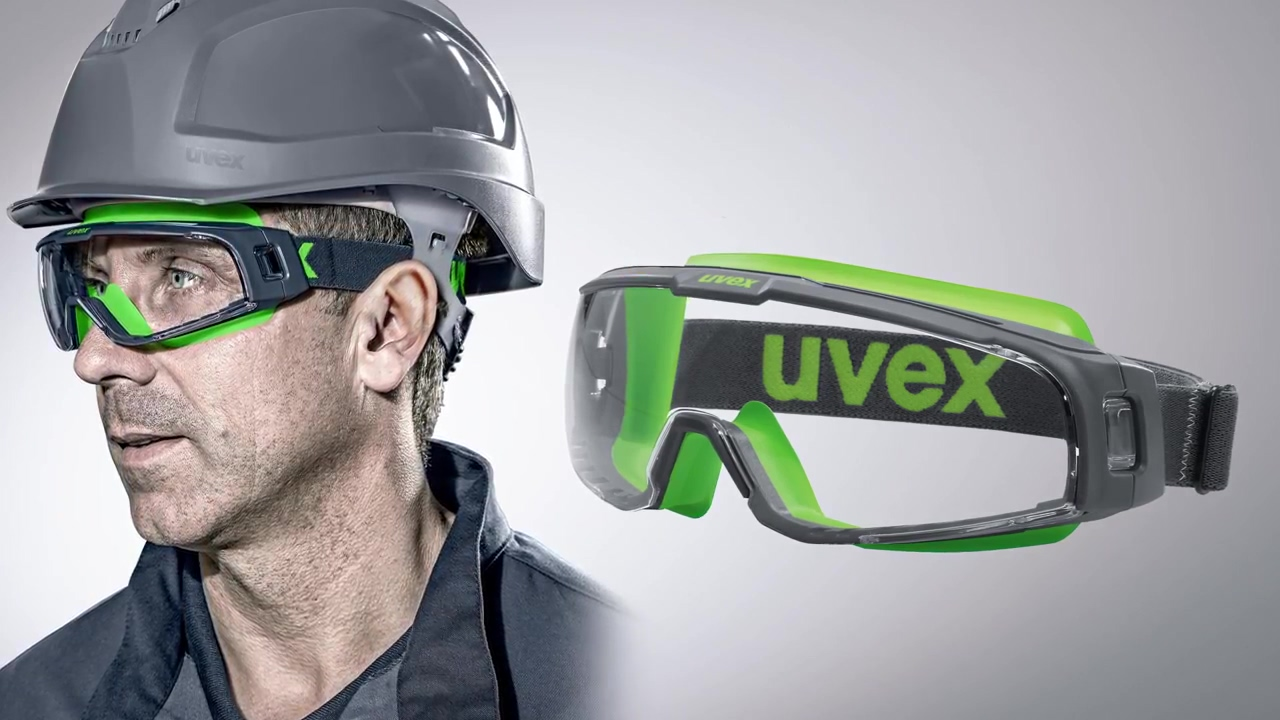 uvex goggles review - Anna Meares about uvex u-sonic safety goggles (English) (1)