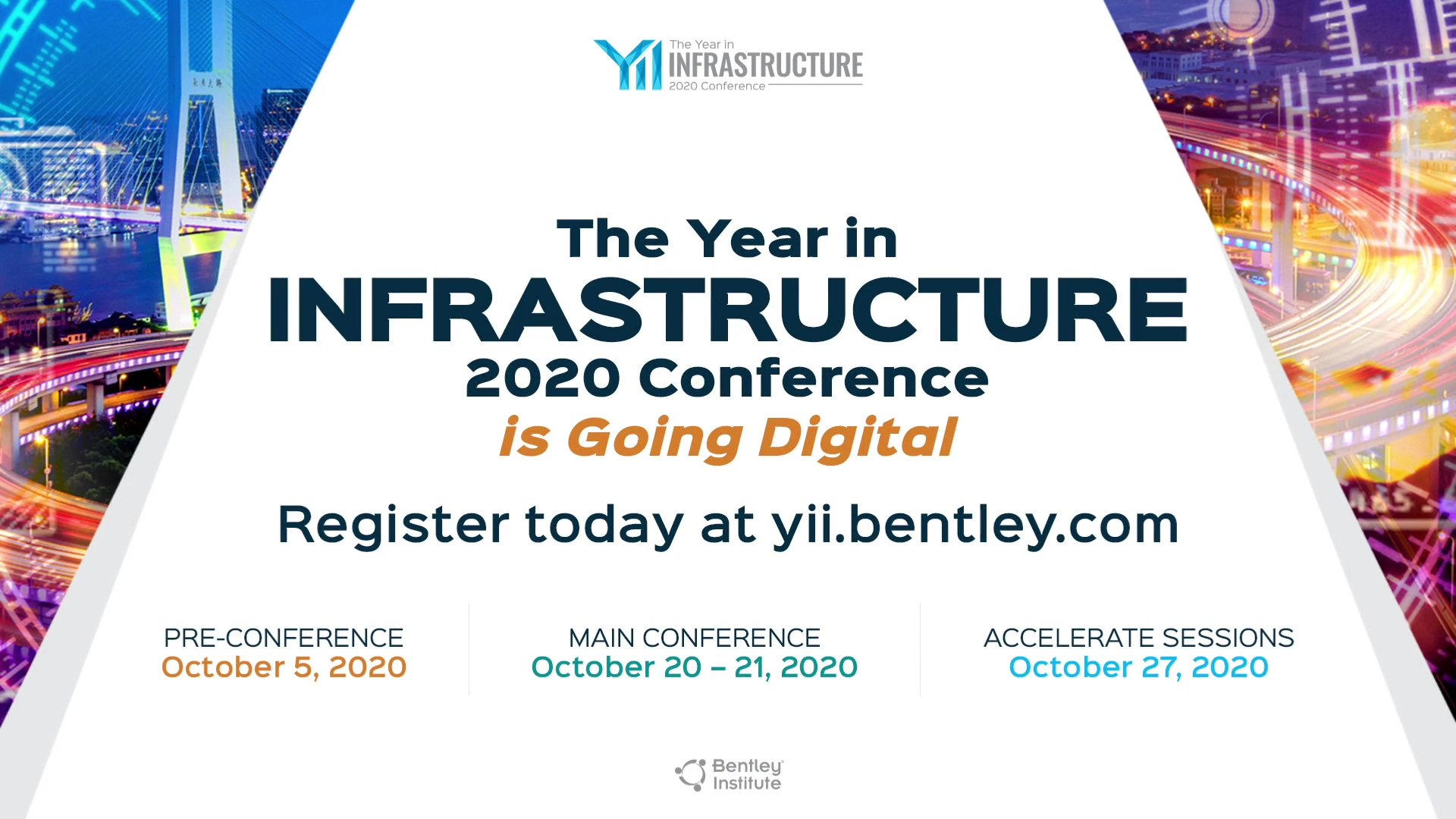 YII2020 Is going Digital
