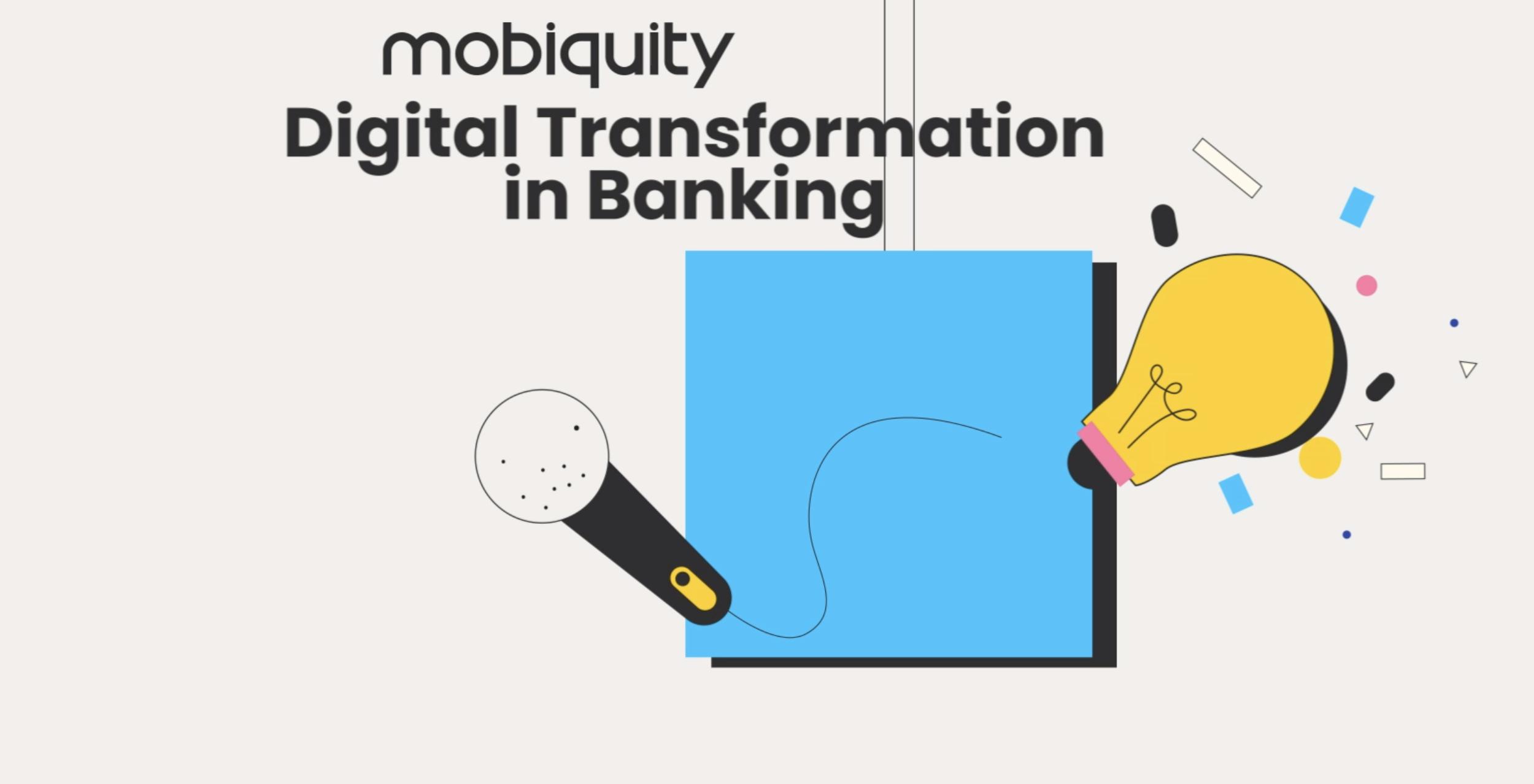Matt Williamson- Digital Transformation in Banking