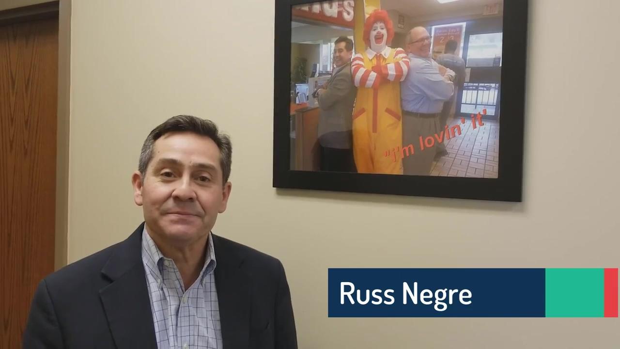 Russ Negre