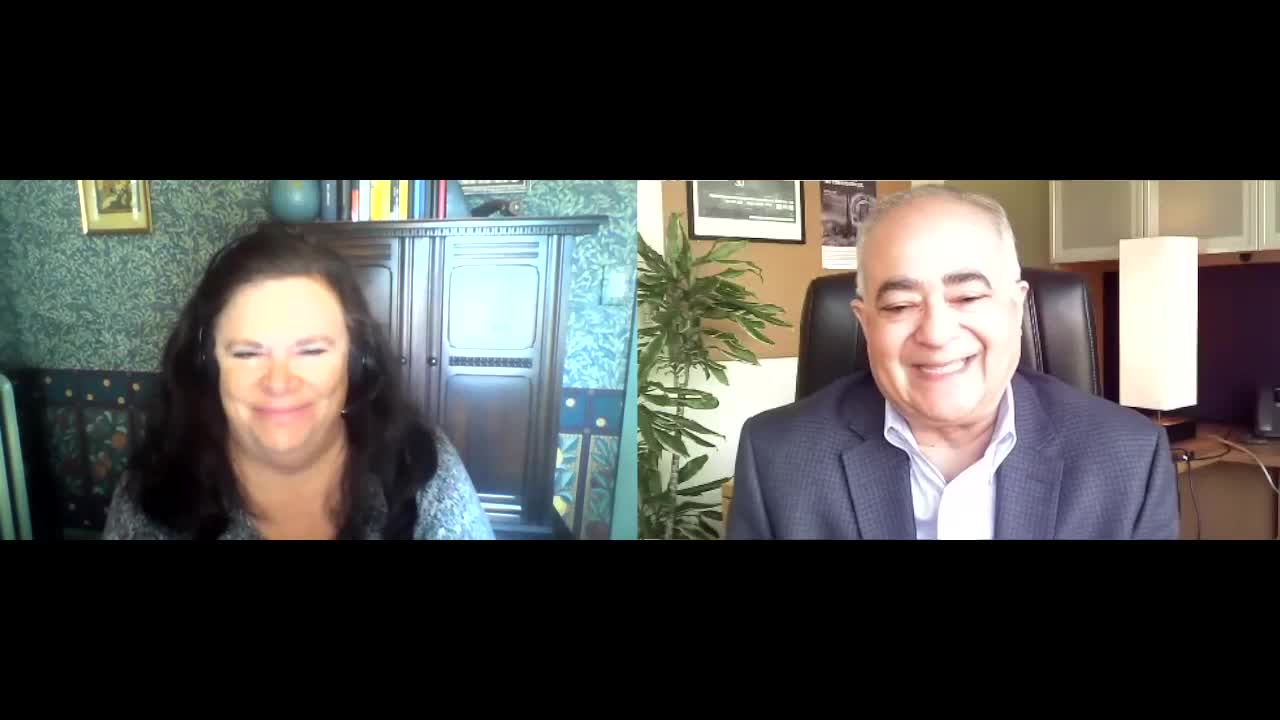 NETSCOUT's Dr Vikram Saksena intereview with Light Reading's Jennifer Clark