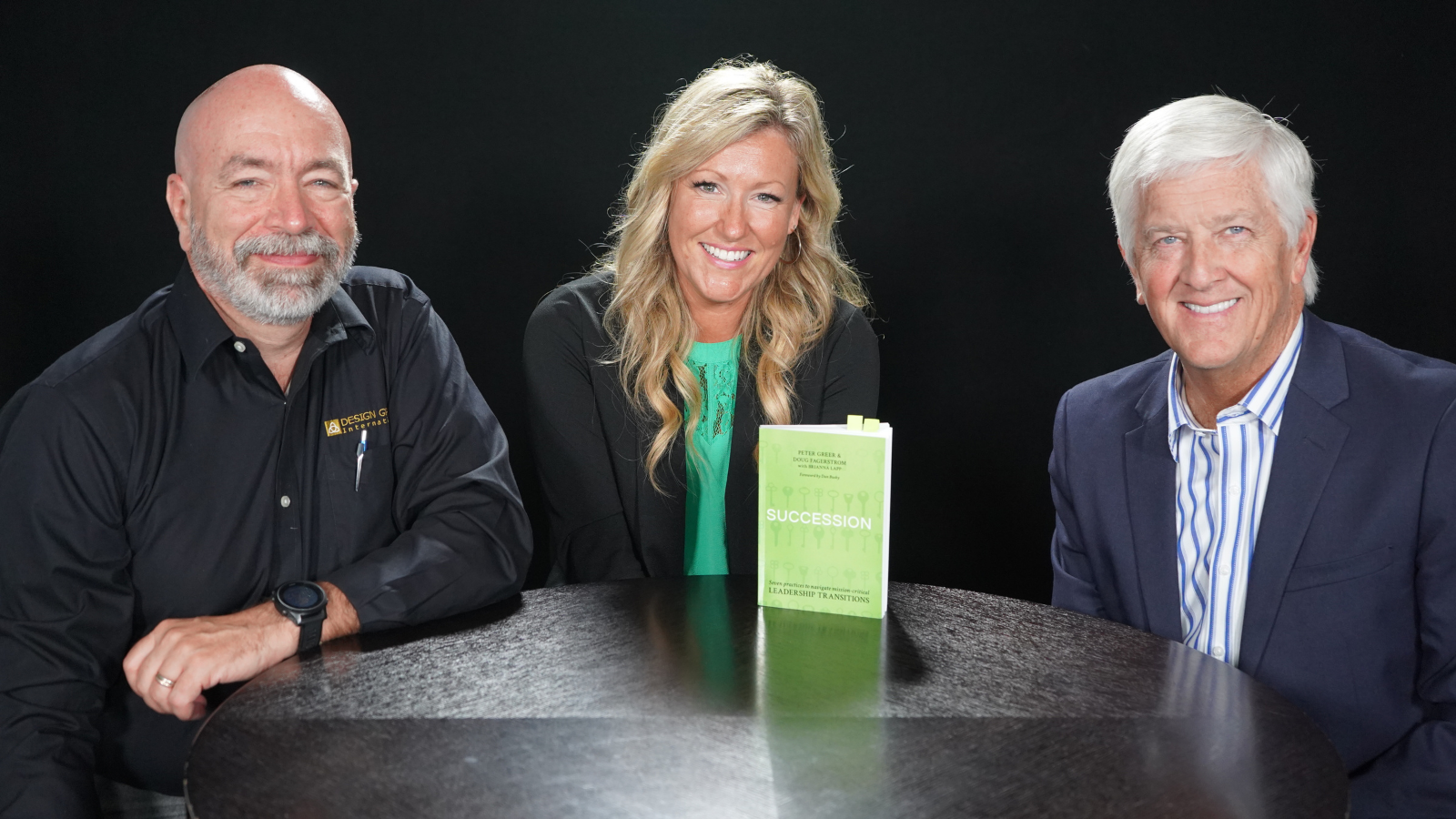 The Third Turn Video Podcast with Mark L. Vincent,  Jeanette Robert, and Doug Fagerstrom