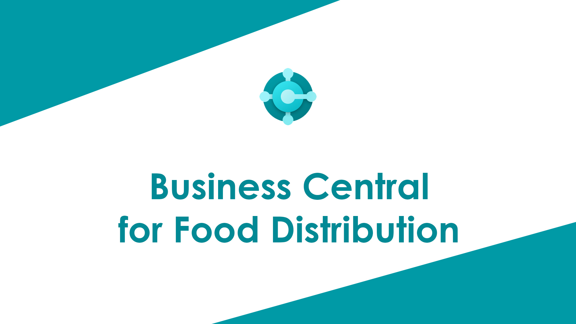 Microsoft for Food Distributors
