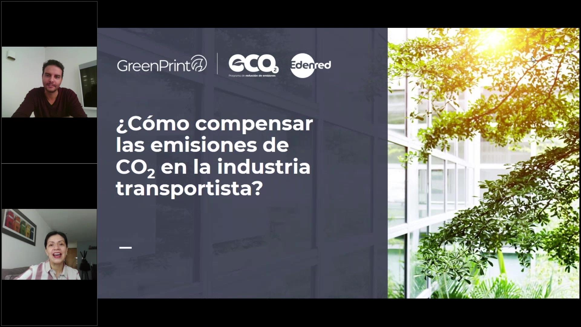 66 clip webinar ¿Cómo compensar las emisiones de CO2 en la industria transportista?