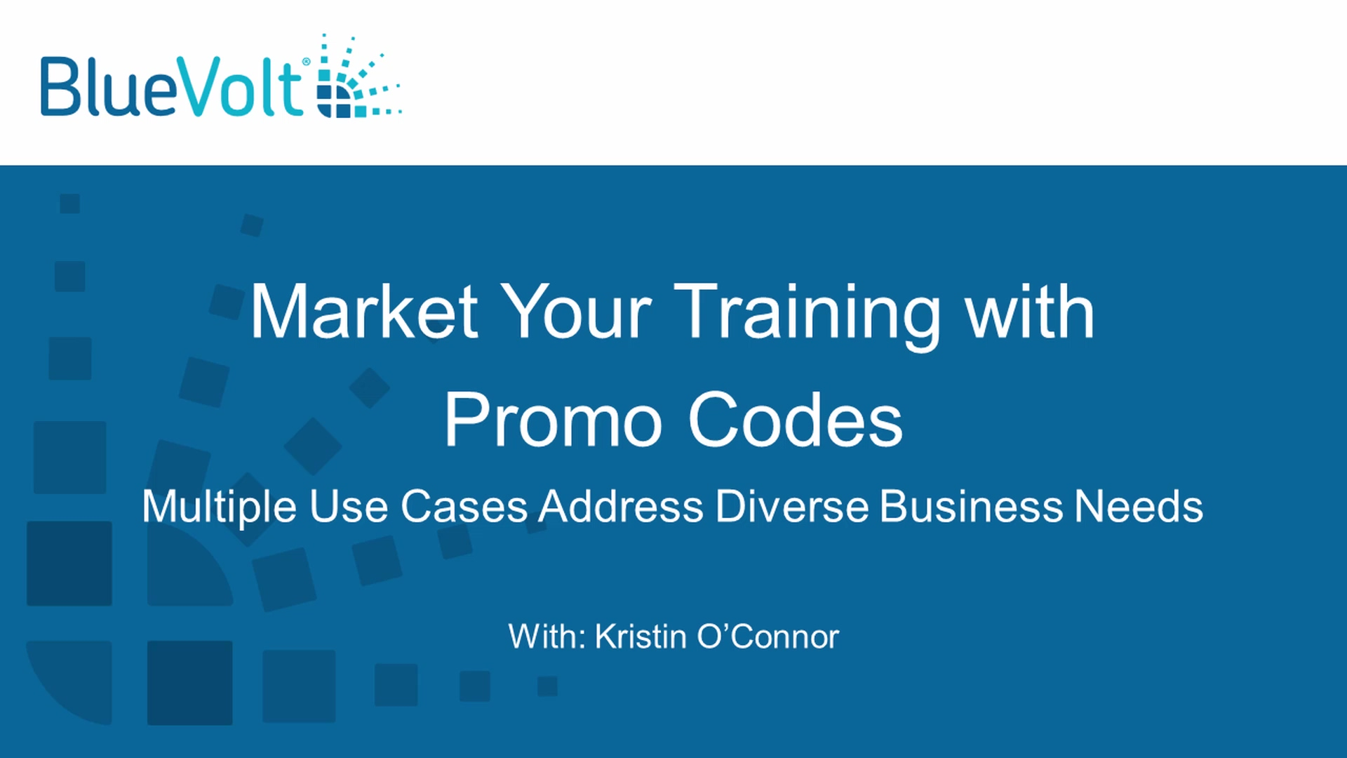 Marketing with Promo Codes 1920x1080-