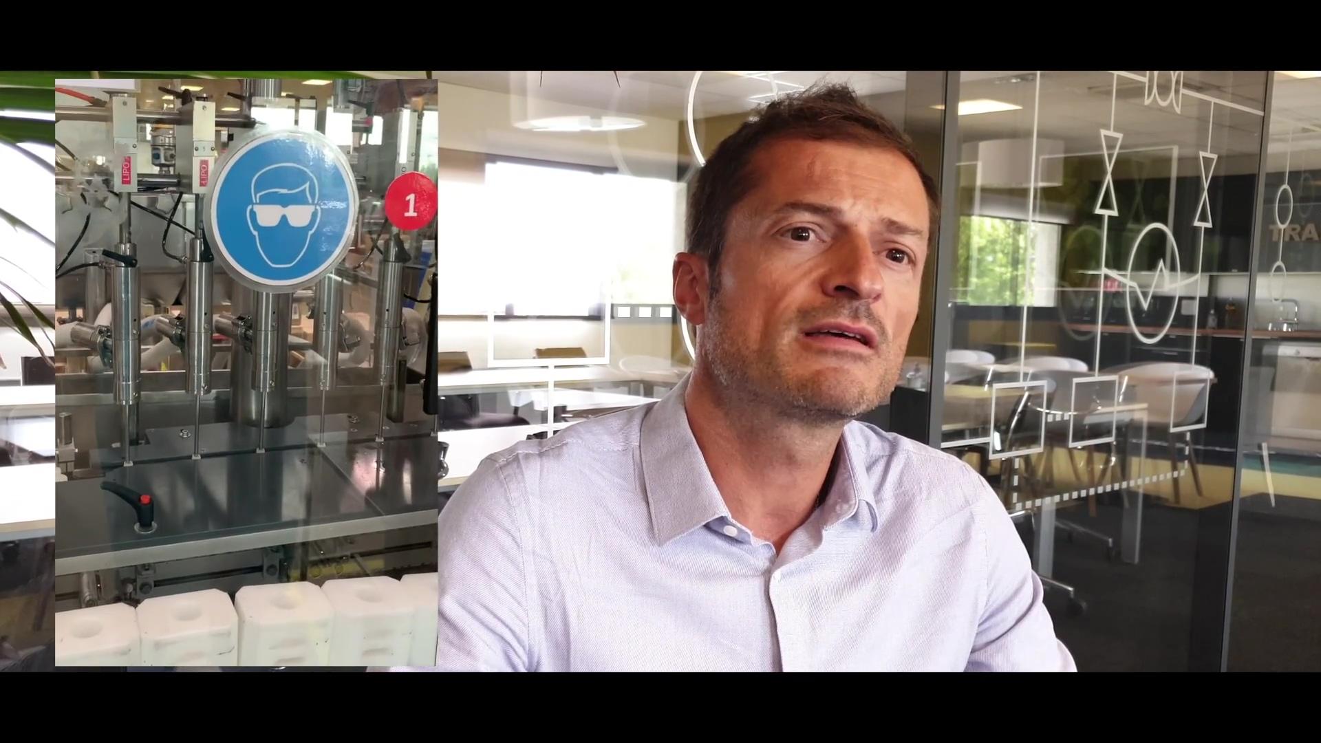 Swagelok Paris Comment un site de production de cosmétiques a pu réduire de moitié le temps de la