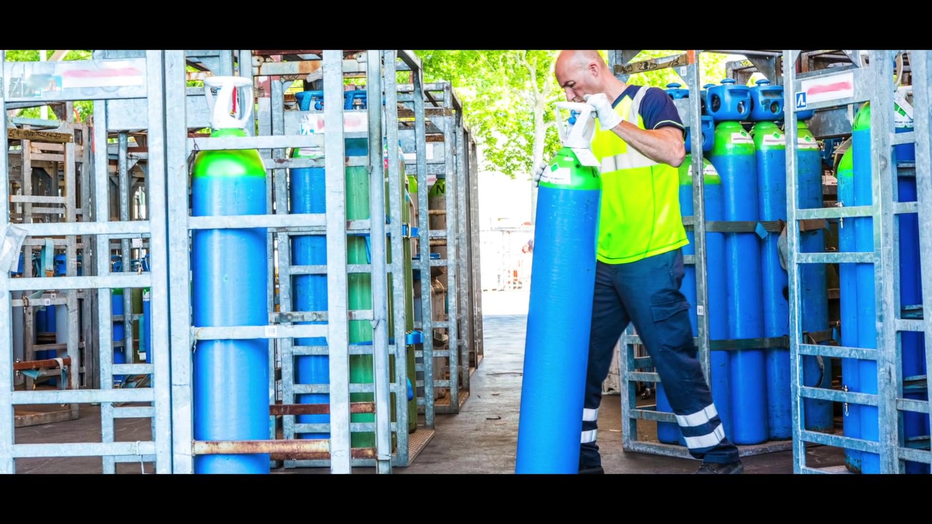Swagelok Paris Comment un fournisseur de gaz industriel a pu améliorer la sécurité à la suite d'