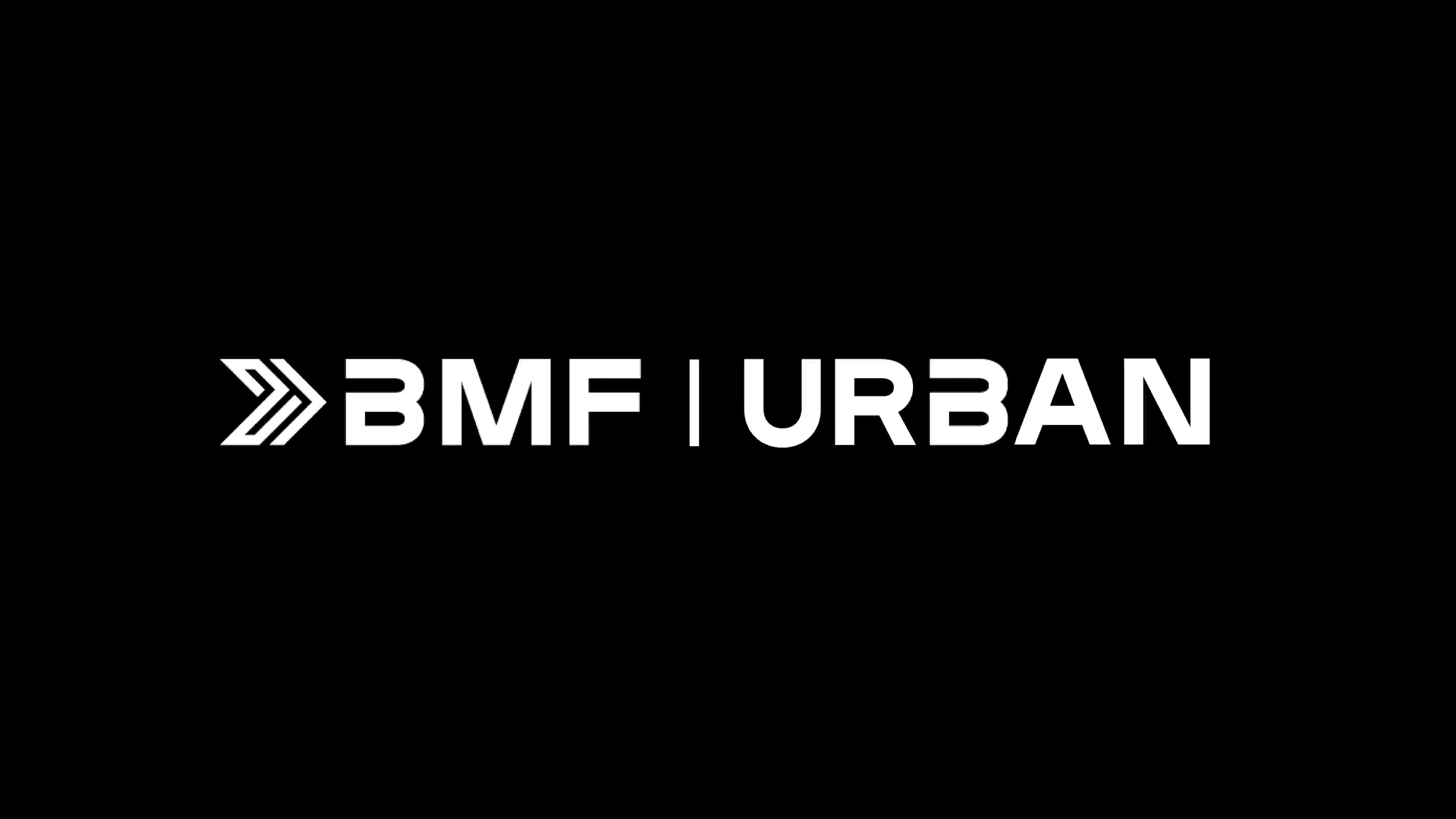 BMF URBAN [BLACK & WHITE]
