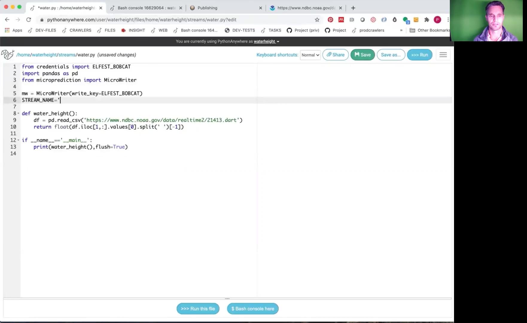 python_module_4_creating_a_stream
